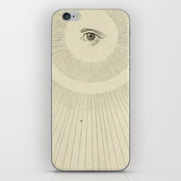 All Seeing Eye iPhone Skin