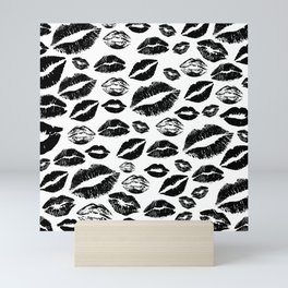Lips 13 Mini Art Print