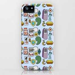Ace Attorney Inventory iPhone Case