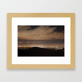 Nightsky Framed Art Print