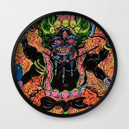 makahala Wall Clock