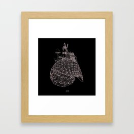 When It Comes Framed Art Print