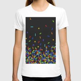 Tetris Time T-shirt