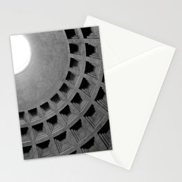 The eye of Rome Stationery Cards