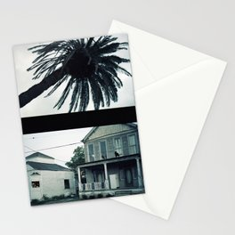 NOLA Dog on a Roof Stationery Cards