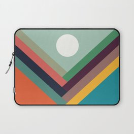 Rows of valleys Laptop Sleeve