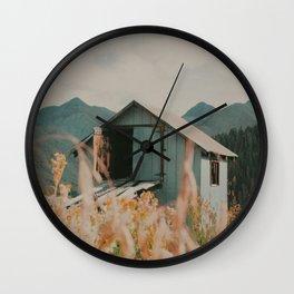 """Untitled"" Wall Clock"