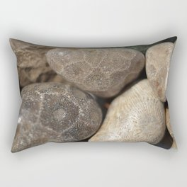 Petoskey Stones Rectangular Pillow