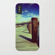 What's Up Dock?  Slim Case iPhone X