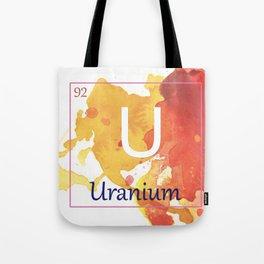 Elementals: Uranium Tote Bag