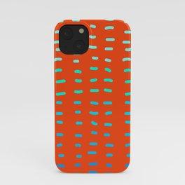 Ultra Orange Bang  iPhone Case