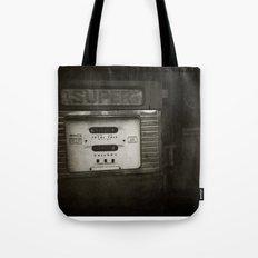{ super } Tote Bag