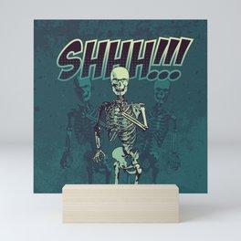 Shhh!!! Mini Art Print
