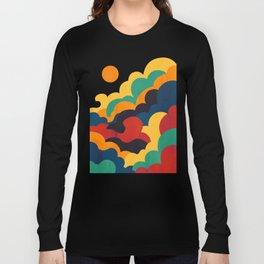 Cloud nine Long Sleeve T-shirt