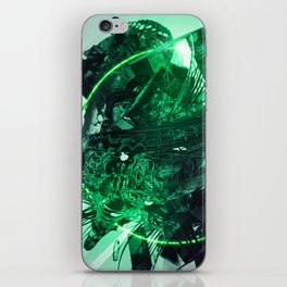 Sekasorto iPhone Skin
