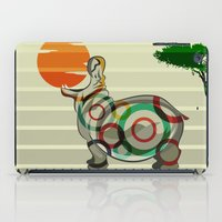 dreamer iPad Cases featuring Dreamer by milanova