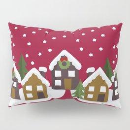 Winter idyll Pillow Sham