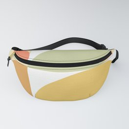 The colours of Summer #geometric #pattern Fanny Pack