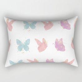 Baby Flutters Rectangular Pillow