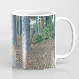 Afternoon Walk Coffee Mug