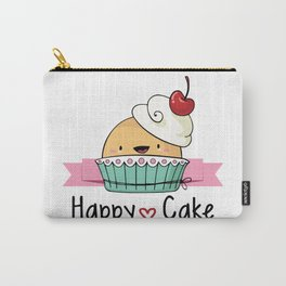 Happy Cake Carry-All Pouch