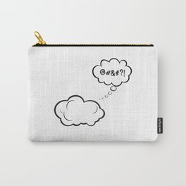 Pissed off cloud Carry-All Pouch