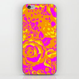 Skin Floral iPhone Skin