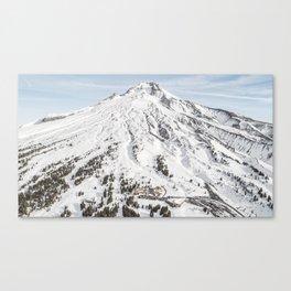 The Iconic Mount Hood Canvas Print
