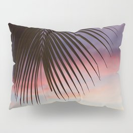 Paradise Palm Sunset Pillow Sham