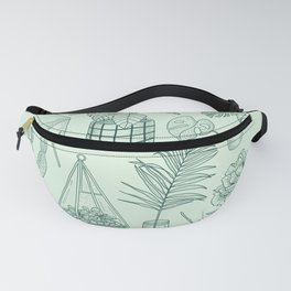 PLANTS LOVER Fanny Pack