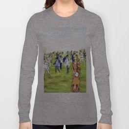 Mount Fuji Party Long Sleeve T-shirt