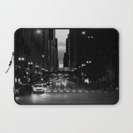 Chicago Noir ... Laptop Sleeve