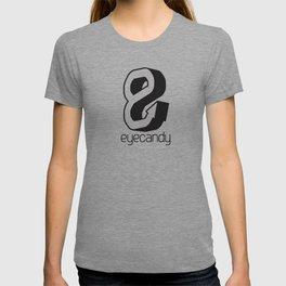 eyecandy hook - black T-shirt