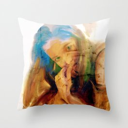 Asya Throw Pillow