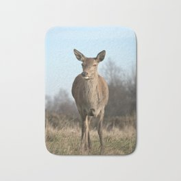 Wild Red Deer Bath Mat