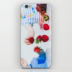 Strawberry Stack iPhone & iPod Skin