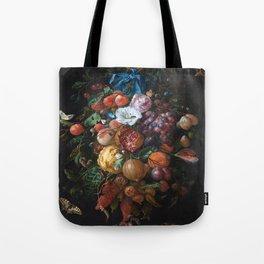 Dutch Floral Still life botanical print(digital download)PRINTABLE Art, botanical print, botanical Tote Bag
