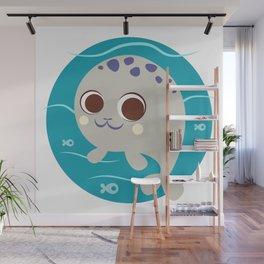 Baby Seal Wall Mural