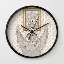 My best friend Monster Wall Clock