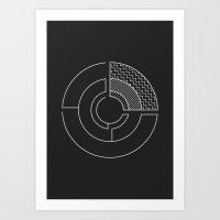 Wrong Order W Art Print
