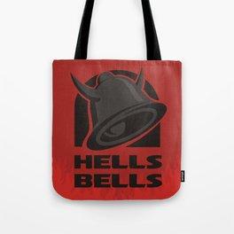 Hells Bells Tote Bag