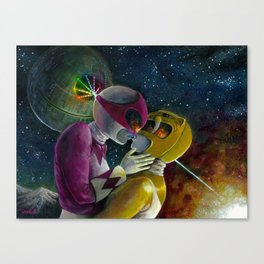 The Last Girls Night Out Canvas Print