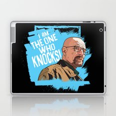 The One Who Knocks Laptop & iPad Skin
