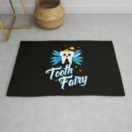 Cute Tooth Fairy Gift Rug
