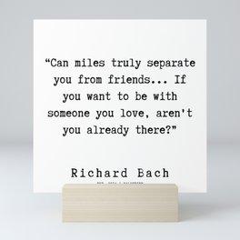 1   | Richard Bach Quotes | 190916 Mini Art Print