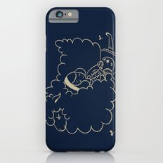 Girl and sheep. Slim Case iPhone 6s