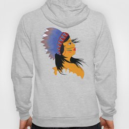 Away with the wind Hoody