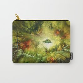 Fantasy Painting Landscape Mystical Carry-All Pouch
