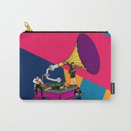 Vinyl No.3 Carry-All Pouch