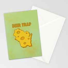 Beer Trap Stationery Cards